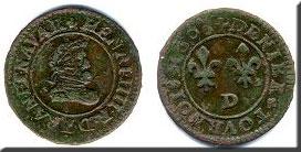 piece de monnaie henri